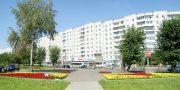 Сквер по улице Копылова