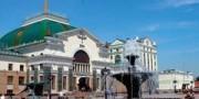Лучший фасад административного здания — Железнодорожный вокзал Красноярска