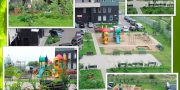 «Самый зеленый двор» — ул. 2-ая Краснофлотская, 17  ООО ГУК «Жилфонд»