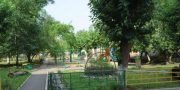 Самый зеленый двор — ул. академика Вавилова 27а (ТСЖ «Юность»)