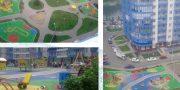 «Лучший красноярский двор» — ул. Ярыгинская набережная, 21  ООО «УК «Орбита»,