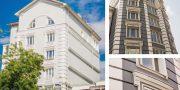 Лучший фасад жилого многоквартирного дома (после 1990 года постройки) — ул. Карла Маркса, 56а
