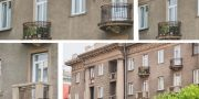 Лучший фасад жилого многоквартирного дома (до 1990 года постройки)