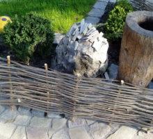 плетеный забор красноярск